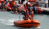 6.1m Commercial RIB during rescue Malaysia